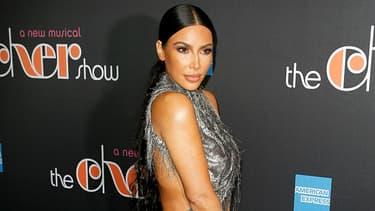 Kim Kardashian le 3 décembre 2018