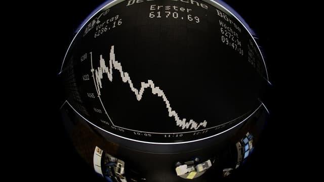 L'Espagne fait chuter les Bourses européennes.