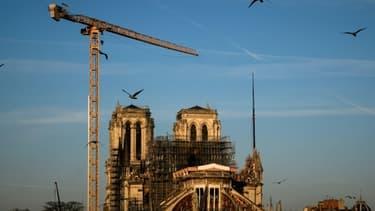 Un an après l'incendie, le gros bourdon de Notre-Dame résonnera mercredi soir