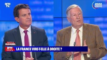 Face à Duhamel: La France vire-t-elle à droite ? - 27/10