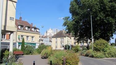 La ville de Beauvais, dans les Hauts-de-France (Photo d'illustration).