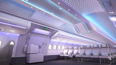 Les nouvelles cabines mise sur la sobriété et la luminosité
