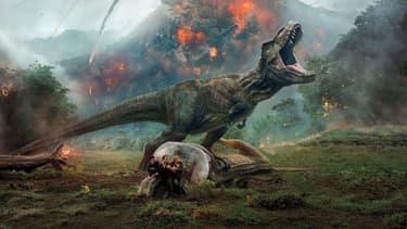 """""""Jurassic World: Fallen Kingdom""""."""