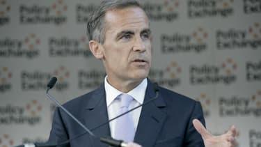 L'avenir de Mark Carney à la tête de la Banque d'Angleterre était en suspens.