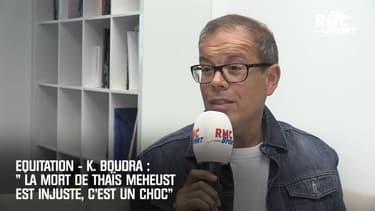 """Equitation : """"La mort de Meheust est injuste"""" avoue Boudra"""