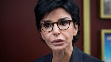 Rachida Dati, maire LR du VIIe arrondissement de Paris, le 3 juin 2020 à Paris