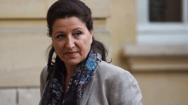 Agnès Buzyn en janvier 2020.