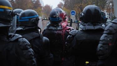 Les repos des policiers suspendus ce samedi.