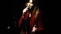 Carla Bruni lors d'un concert en Israël, en mai dernier.