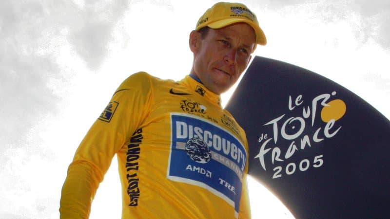 """""""J'ai la conviction qu'Armstrong avait un moteur"""", lance l'ancien patron de l'AFLD"""