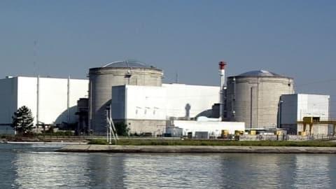 La centrale de Fessenheim devrait fermer en 2016, à l'ouverture de l'EPR de Flamanville.