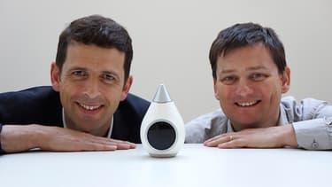 Avec son thermostat intelligent, la start-up d'Aix-en-Provence se tient prête à affronter Nest, la filiale de Google.