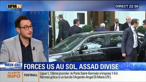Syrie: Barack Obama autorise l'envoi de forces spéciales en zones kurdes
