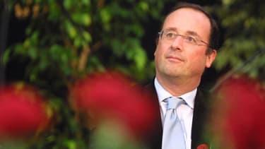 A l'époque de la campagne, le candidat Hollande promettait de mettre en place 300 000 emplois d'avenir.