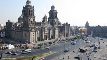 La ville de Mexico City