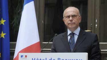 Bernard Cazeneuve, le ministre de l'Intérieur, est à la tête de la DGSI chargée de traquer les terroristes en France