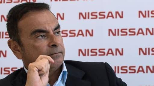 Carlos Ghosn, le patron de Ranault-Nissan, parle pour la première fois de sa succession