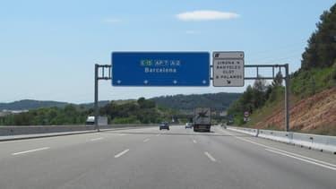 L'autoroute qui relie la frontière française à Barcelone et à Valence en longeant la côté méditerranéenne, sera gratuite à la fin de l'été 2021.