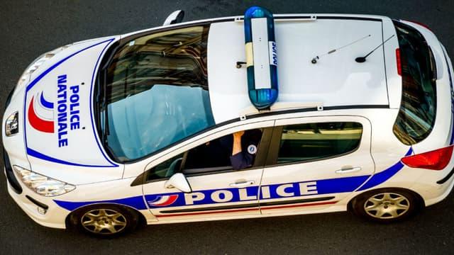 Voiture de police. (Photo d'illustration)