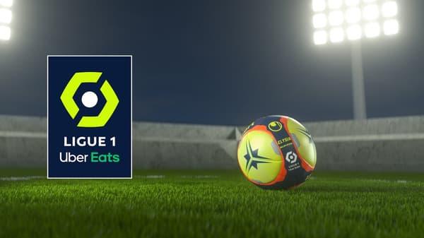 Le nouveau ballon de la Ligue 1 2021-2022