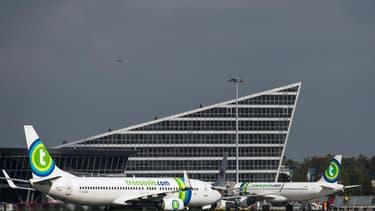 L'aéroport de Lille