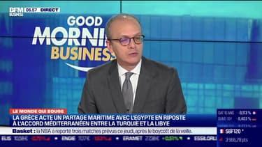 Benaouda Abdeddaïm : La Grèce acte un partage maritime avec l'Egypte en riposte à l'accord méditerranéen entre la Turquie et la Libye - 28/08