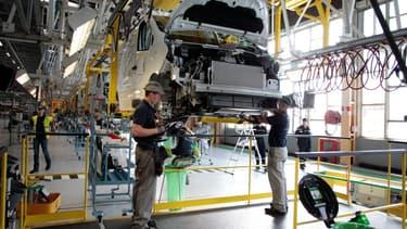 Renault va ouvrir une usine au Pakistan (photo d'illustration).