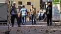 A Alexandrie, deuxième ville d'Egypte. Deux personnes, dont un Américain, ont trouvé la mort vendredi dans une violente manifestation dont les participants ont envahi une permanence des Frères musulmans, à l'avant-veille de la grande mobilisation annoncée