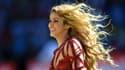 Shakira, lors de la cérémonie de clôture du Mondial 2014 au Brésil