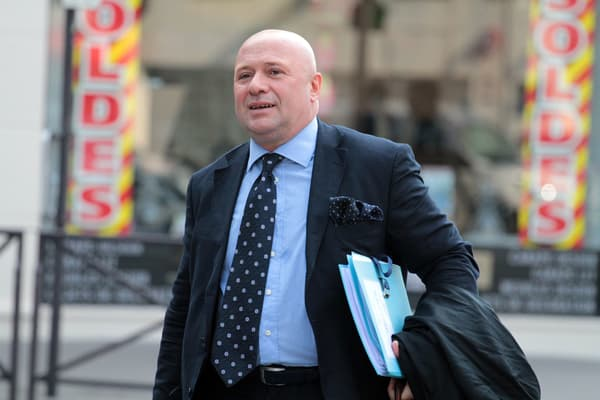 L'avocat Carlo Alberto Brusa