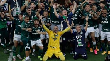 Palmeiras sacré en Copa Libertadores