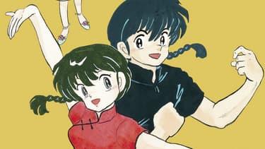 Couverture de Ranma 1/2 de Rumiko Takahashi