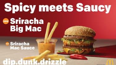 McDonald's va changer la recette de son iconique Big Mac