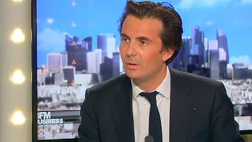 Yannick Bolloré, PDG d'Havas, était l'invité d'Hedwige Chevrillon, ce 21 mars.