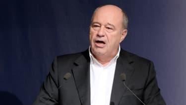 Jean-Michel Baylet, président du Parti Radical de gauche, au congrès de son parti, le 15 septembre 2013.