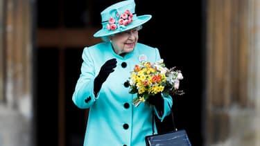 La reine Elizabeth II a fêté ses 91 ans