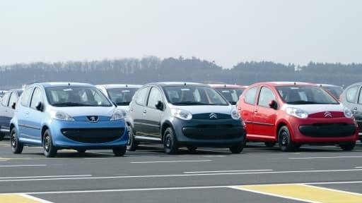 PSA a vu ses ventes reculer de 15,5% en février, principalement à cause de la baisse d'engouement pour les modèles Citroën.