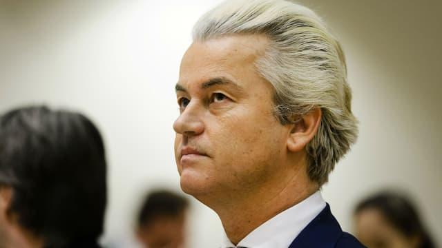Le député néerlandais anti-islam Geert Wilders est reconnu coupable de discrimination. (Photo d'illustration)