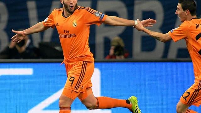 Karim Benzema, buteur ce soir