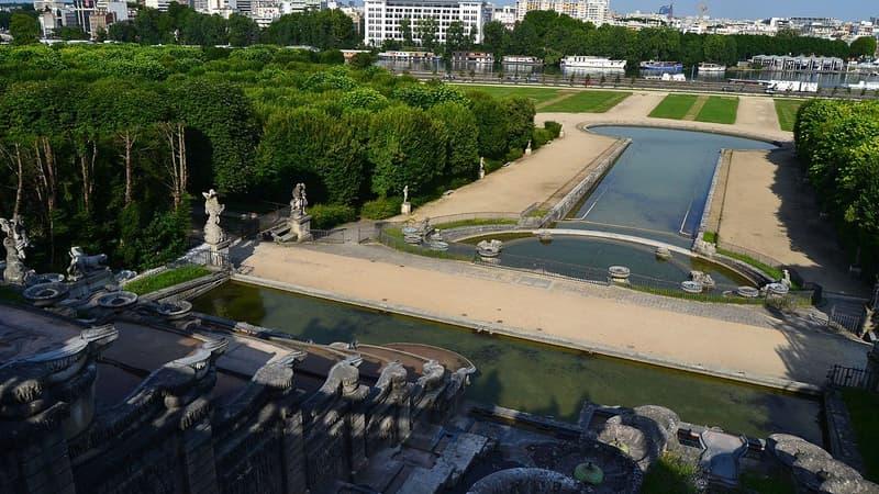 Parc de Saint-Cloud: polémique autour de démolitions pour faire une promenade piétonne