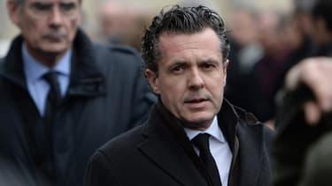 Le maire d'Angers, Christophe Béchu, le 8 mars 2017