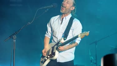 Thom Yorke aime tester de nouveaux business models.