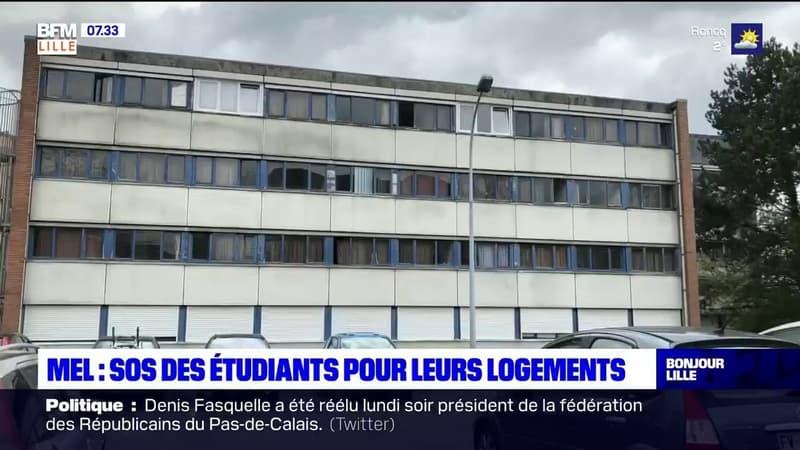 Lille: un député se confine deux jours dans un logement étudiant pour dénoncer l'insalubrité