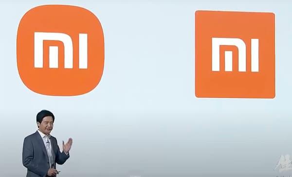 Nouveau logo de Xiaomi