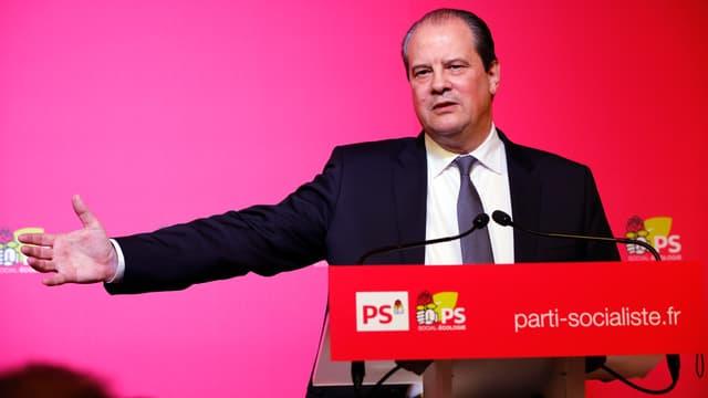 Le premier secrétaire du PS Jean-Christophe Cambadélis, le 15 décembre 2015.