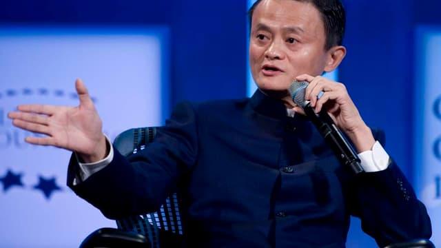 Alibaba a, depuis son introduction en Bourse, les marges financières pour effectuer des acquisitions