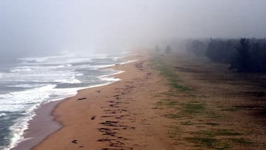 Une plage au nord de Madagascar