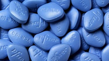Des pilules de Viagra. (photo d'illustration)