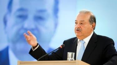 L'entrepreneur mexicain Carlos Slim Helu, est l'homme le plus riche du monde, grâce à sa fortune dans les télécommunications.