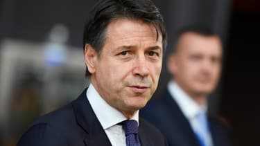 Giuseppe Conte - Image d'illustration